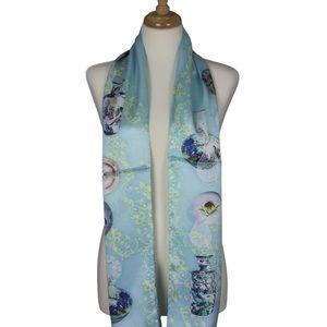 Cashmere Silk Scarf - lovesick scarf by VIDA VIDA pIy5v